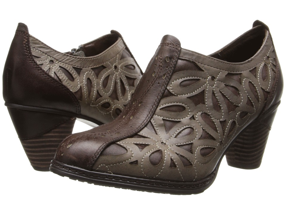 Spring Step Arabella Brown Womens Shoes