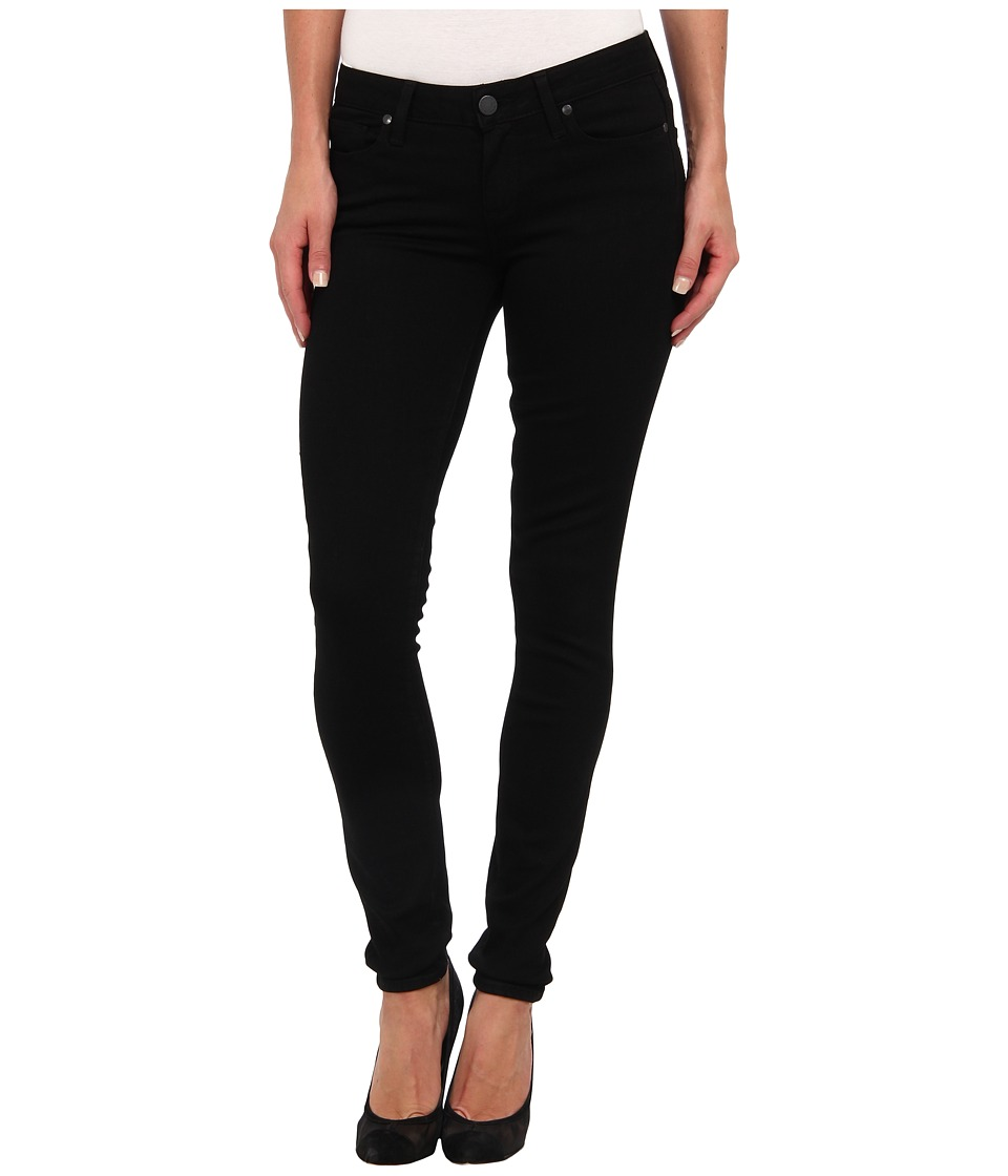 Paige - Verdugo Ultra Skinny in Black Shadow (Black Shadow) Womens Jeans