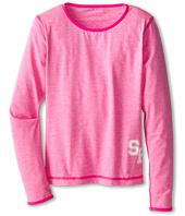 Seafolly Kids - Summer Camp L/S Rashie Tee Cover-Up (Little Kids/Big Kids)