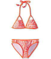 Seafolly Kids - ModPop Tri Kini (Little Kids/Big Kids)