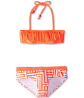Seafolly Kids - Modpop Mini Tube Bikini (Little Kids/Big Kids)
