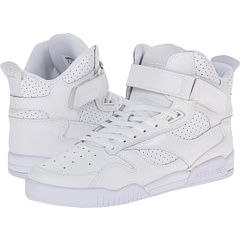 review detail Supra Bleeker White/White