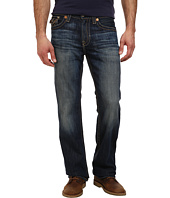 Big Star - Pioneer Relaxed Boot Cut Jeans w/ Faux Flap Pockets in 5 Year Capitola