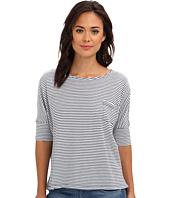 Splendid - Indigo Dye Dolman Sleeve T-Shirt
