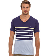 Original Penguin - Yacht Stripe V-Neck