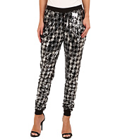 MICHAEL Michael Kors - Houndstooth Sequin Pocket Pant