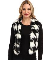MICHAEL Michael Kors - Cropped Faux Fur Vest