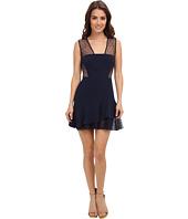 BCBGMAXAZRIA - Petite Ariana Asymmetrical Hem Dress