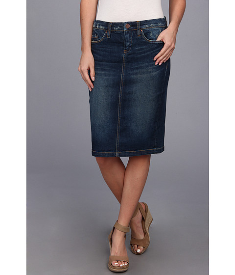 Sale alerts for Blank NYC Faithful Pencil Skirt in Fresh To Death - Covvet