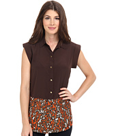MICHAEL Michael Kors - Bayla Short Sleeve Top