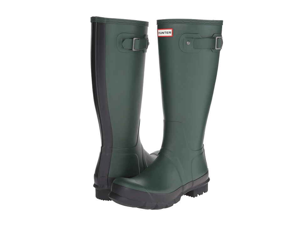 Hunter - Original Two-Tone Tall (Forest Green) Men