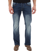 Buffalo David Bitton - King Slim Boot Cut Jean Morelia Fabric in Naturally Sanded & Scratched