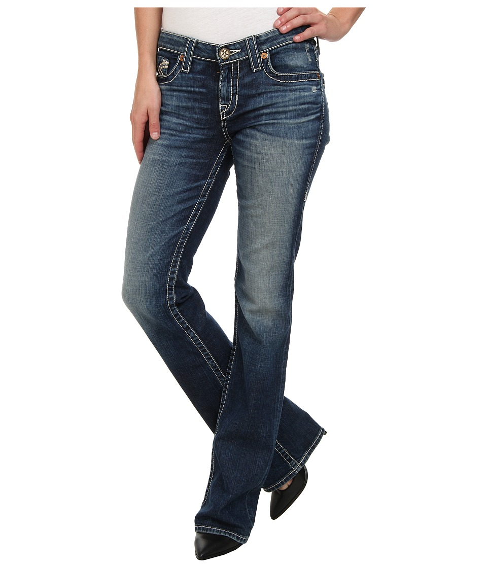 Big Star Maddie Boot Mid Rise Curvy Fit in 16 Year Bella (16 Year Bella) Women's Jeans