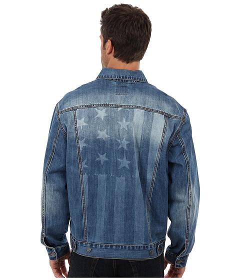 Roper Vintage Patriotic Jean Jacket - Blue