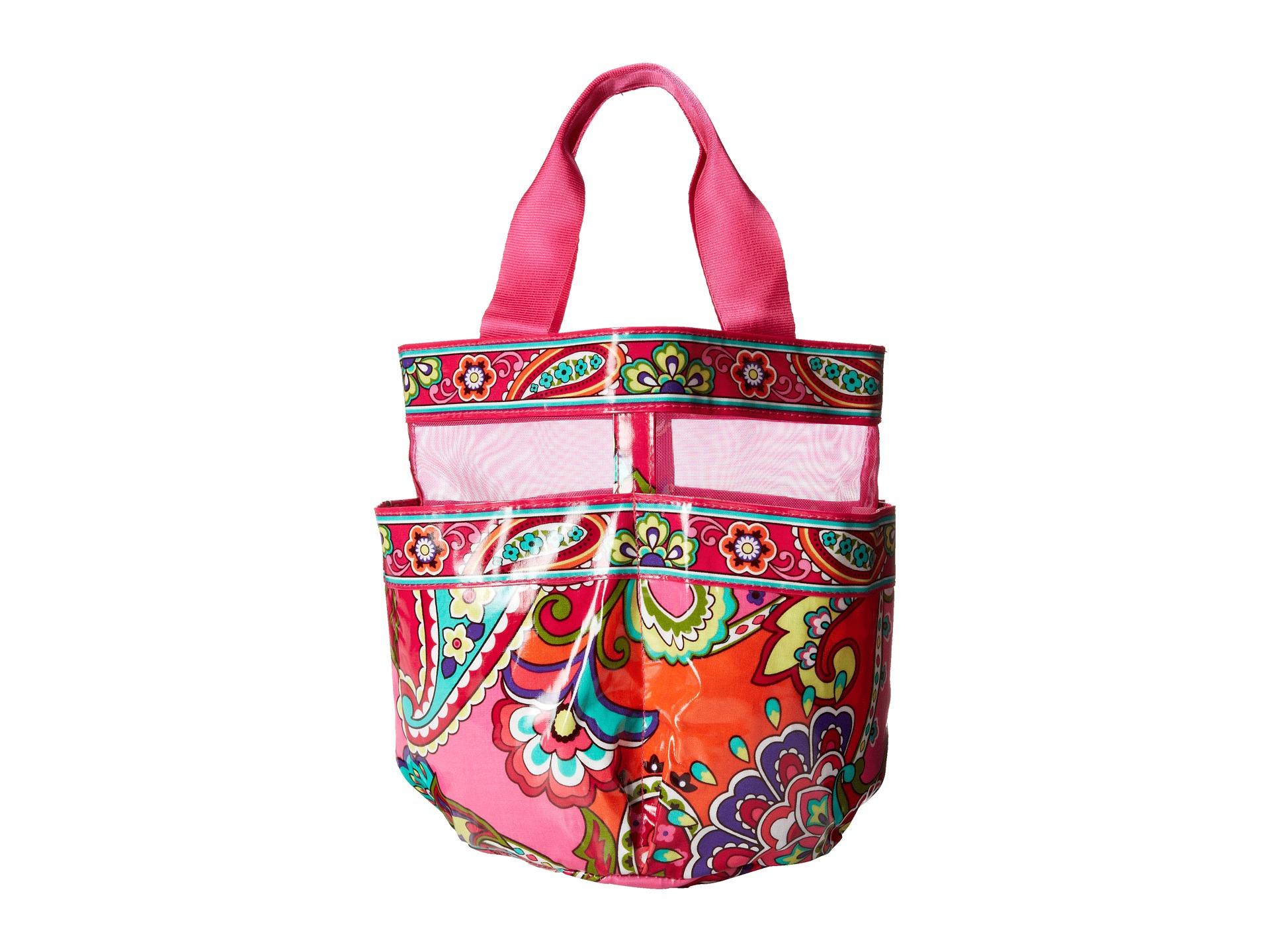 Cloth Bags: Vera Bradley Shower Caddy