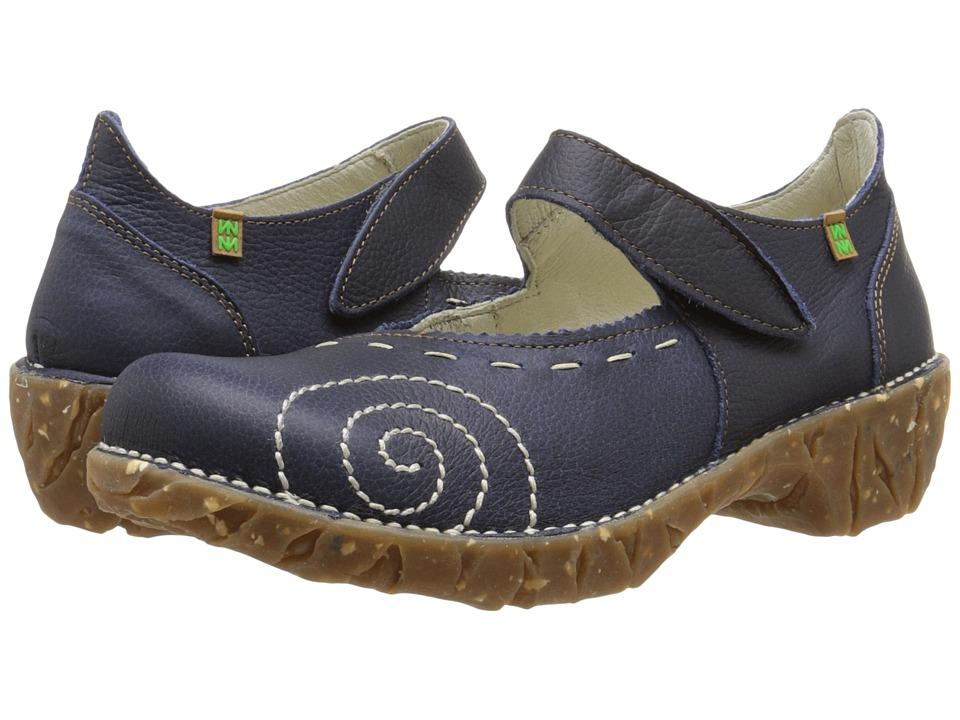 El Naturalista Yggdrasil N095 (Ocean) Maryjane Shoes
