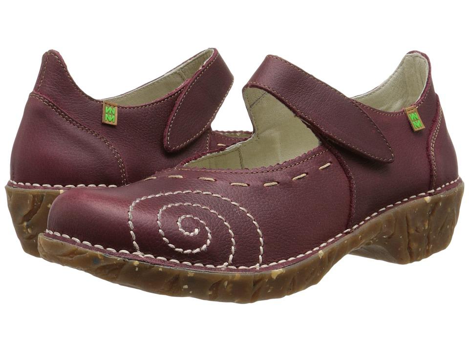El Naturalista Yggdrasil N095 (Rioja) Maryjane Shoes