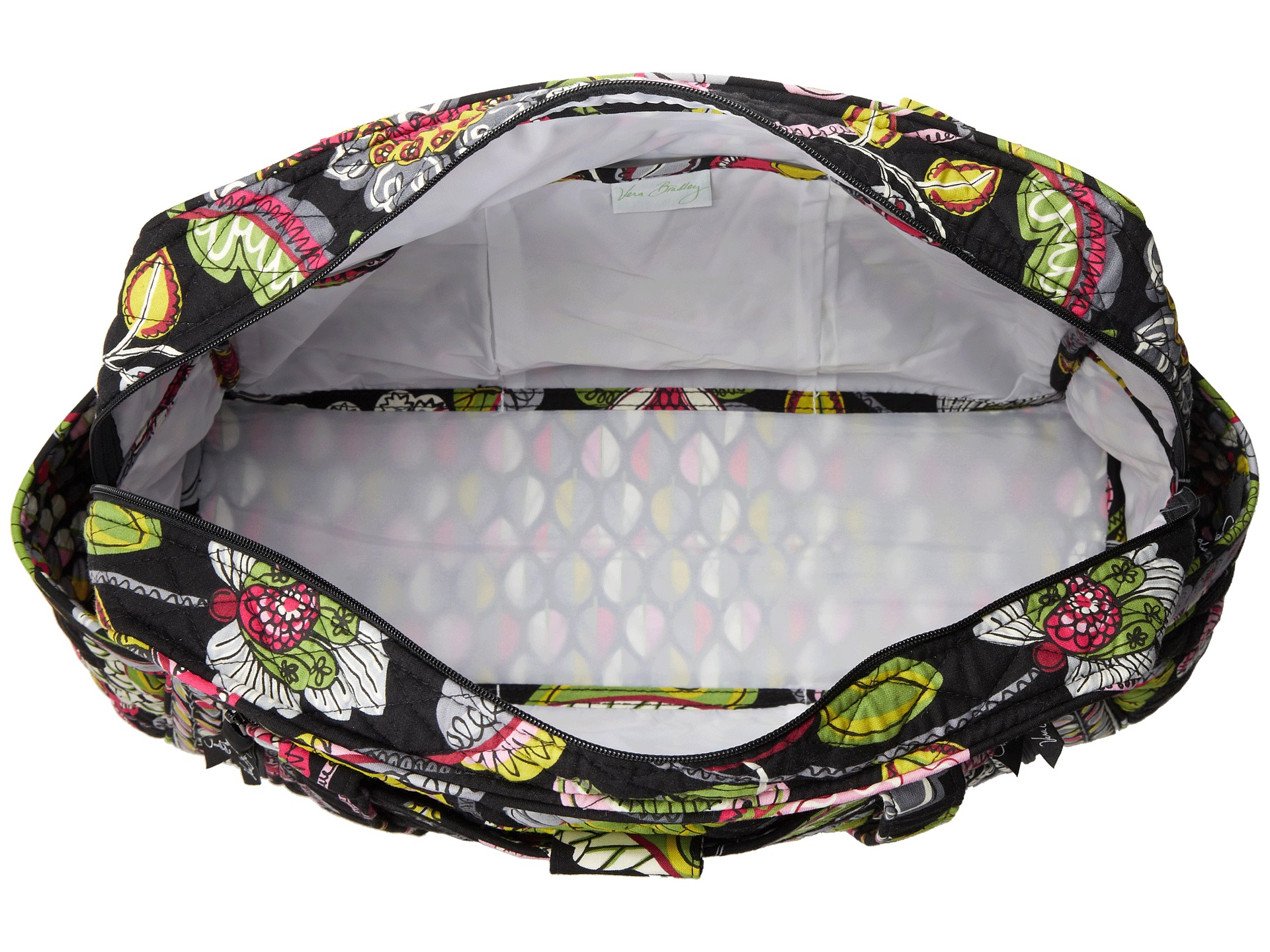 vera bradley make a change baby bag free. Black Bedroom Furniture Sets. Home Design Ideas