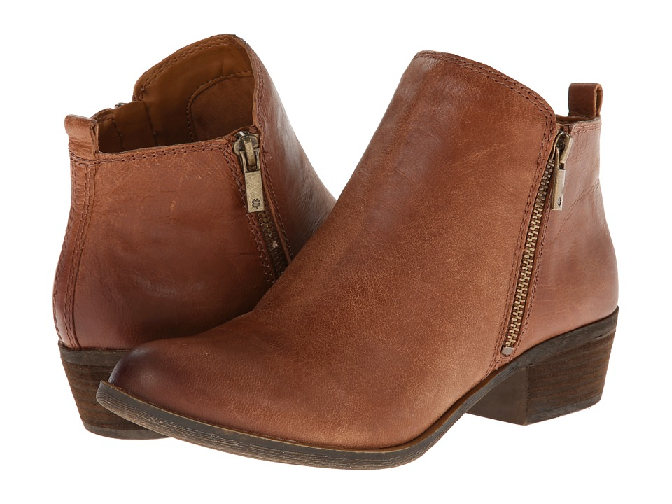 Lucky Brand Basel (Toffee)