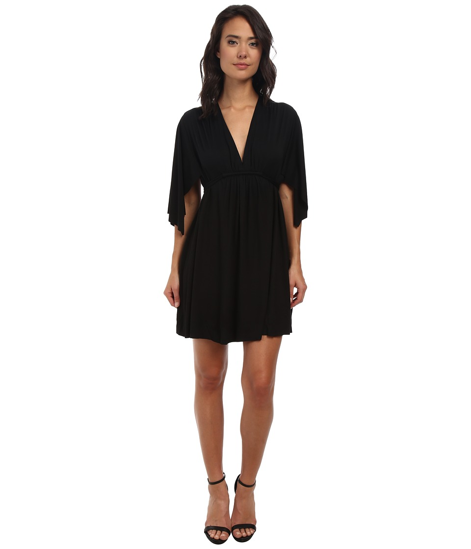 Rachel Pally - Mini Caftan Dress (Black 2) Womens Dress