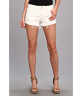 Blank NYC - Solid Gold Cut Off Short in Antique White