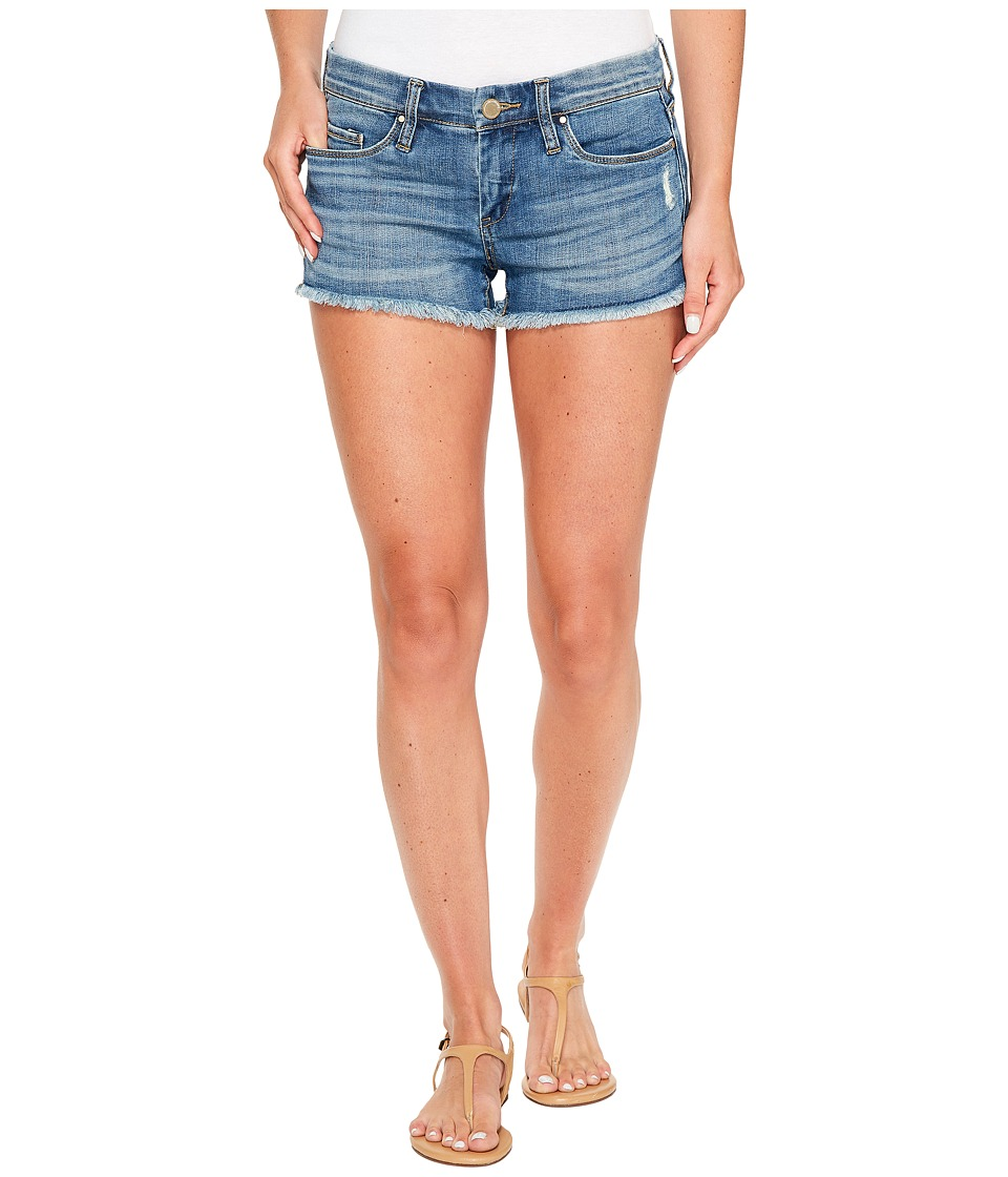 Blank NYC - Little Queenie Distress Short in Denim Blue