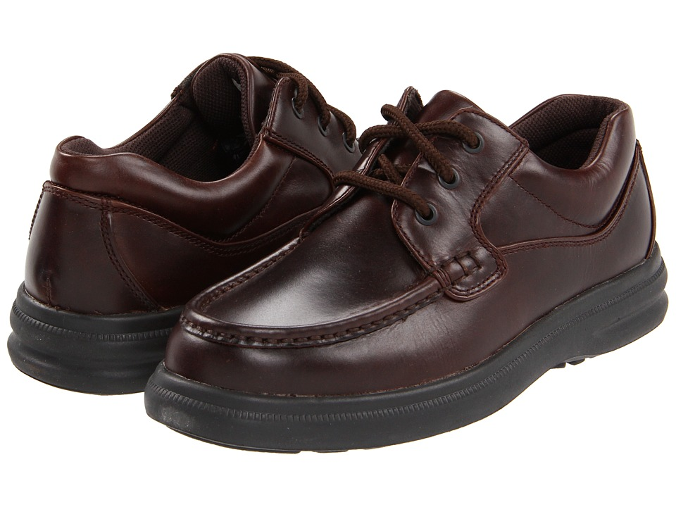 Hush Puppies - Gus (Dark Brown Leather) Men