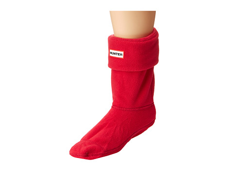Hunter Short Boot Socks - Red