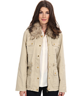 MICHAEL Michael Kors - Fur Collar Anorak Jacket