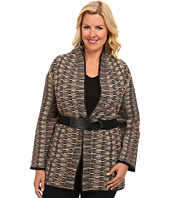 NIC+ZOE - Plus Size Jazz Age Jacket