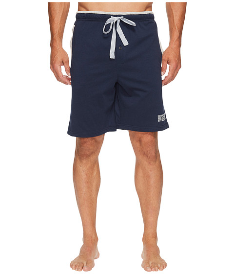 Kenneth Cole Reaction Super Soft Brushed Jersey Sleep Shorts