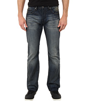 Buffalo David Bitton - King Slim Boot Cut Jean In Achieva Fabric in Sanded & Rifted