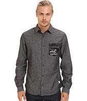 Buffalo David Bitton - Siogulo L/S Speckled Chambray Shirt