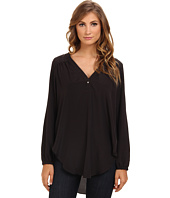 BCBGeneration - L/S V-Neck Tunic Top KUD1S912