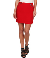 BCBGeneration - Zipper Detail Mini Skirt GEF3E977