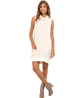 BCBGeneration - Sleeveless Cowl Neck Shirt Casual Dress YZB68B54