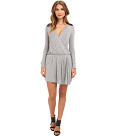 BCBGeneration - L/S V-Neck Shirt Casual Dress ONN68B11