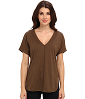 MICHAEL Michael Kors - Cotton Modal S/S V-Neck