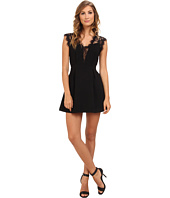 BCBGeneration - Sleeveless V-Neck Shirt Cocktail Dress GEF68B66