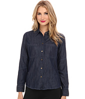 DL1961 - Jenny Fitted Denim Shirt