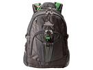 High Sierra XBT TSA Backpack (Charcoal/Silver/Kelly)