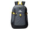 High Sierra Sportour Computer Backpack (Grey/Mercury/Black/Sunflower)