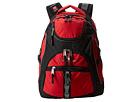 High Sierra Access Backpack (Crimson/Black)