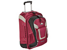 High Sierra AT7 Carry-On Wheeled Backpack (Boysenberry)