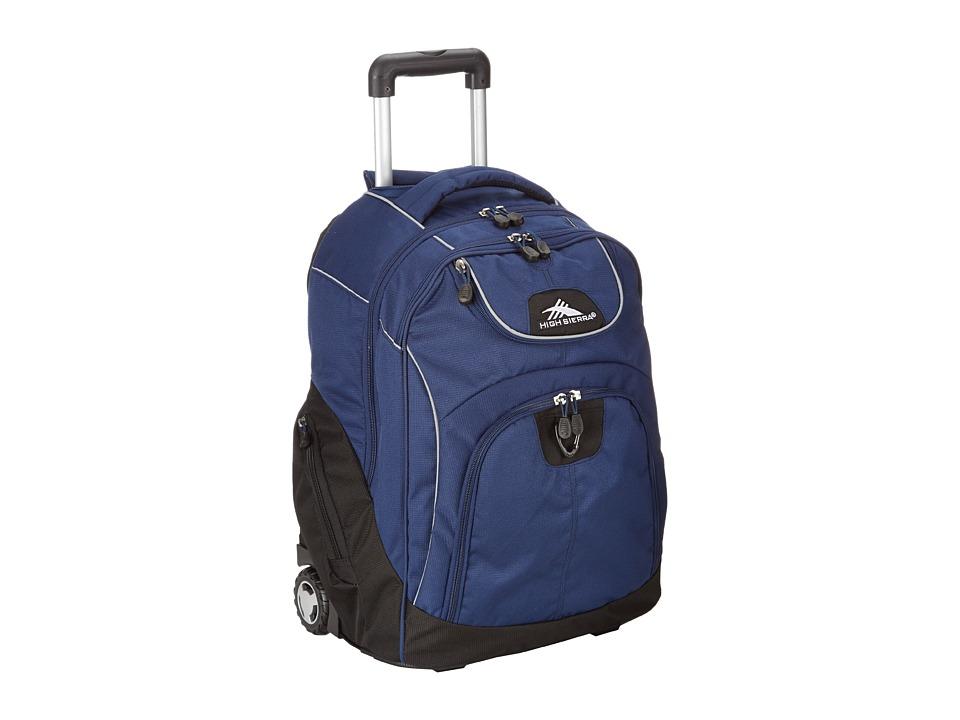 High Sierra - Powerglide Wheeled Backpack