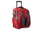 High Sierra XBT Wheeled Backpack (Carmine/Red Line/Black)