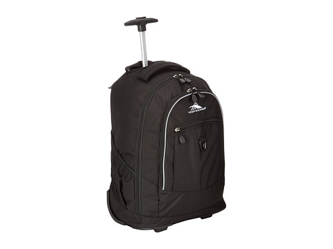 High Sierra Chaser Wheeled Backpack