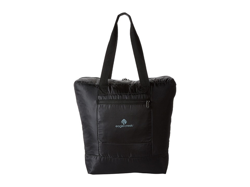 Eagle Creek - Packable Tote (Black 1) Tote Handbags