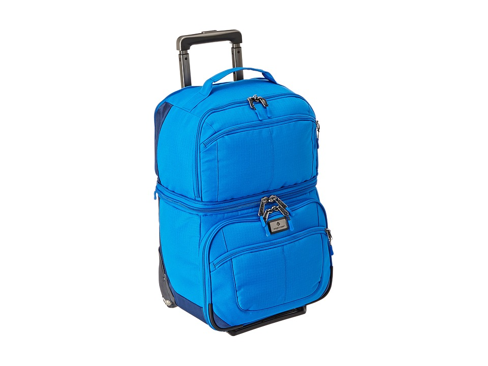 Eagle Creek - EC Adventure Pop Top Carry-On (Cobalt/Cobalt/Academy) Carry on Luggage