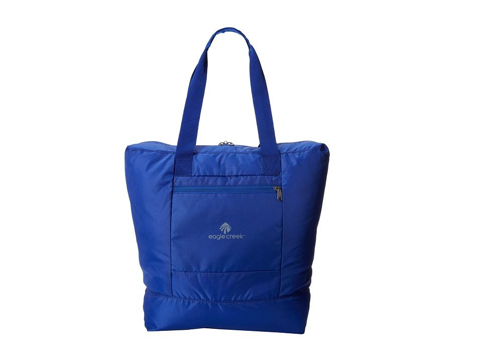 Eagle Creek - Packable Tote (Blue Sea) Tote Handbags